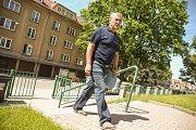 Volby do EP na Kolínsku, volební místnost v Mateřské škole Bachmačská Kolín
