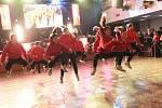 Z maturitního plesu třídy 4.A kolínského gymnázia.