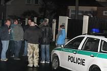 Neznámý vrah doslova popravil obyvatele Vinařic na Kolínsku. 29. říjen 2008