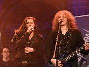 U příležitosti pětatřicátého výročí svého vzniku uspořádala letos metalová kapela Arakain Double tour.