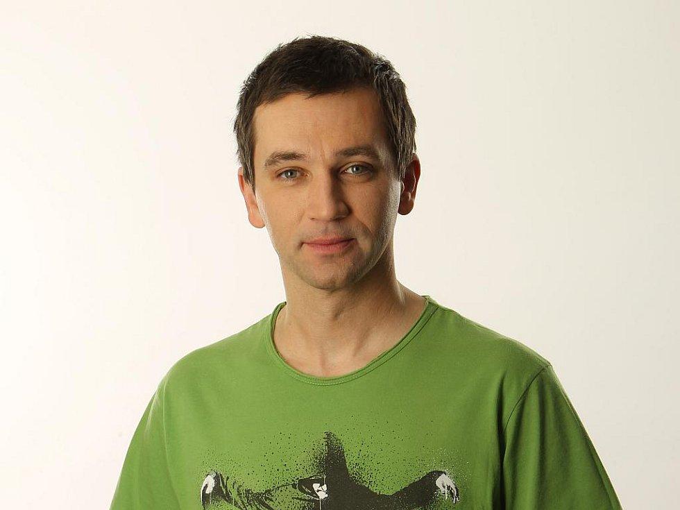 Ondřej Sokol z Partičky