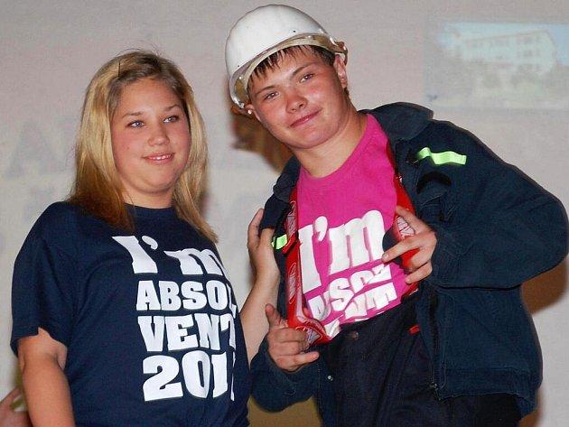 Českobrodští deváťáci se na akademii loučili se školou