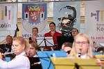 Závěrečný monstrkoncert festivalu Kmochův Kolín.