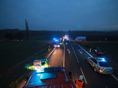 Tragická nehoda u Bylan