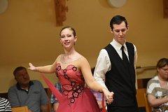 Na Zámecké tančily děti i ostřílení dospělí.