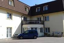 Dům s pečovatelskou službou v Pečkách
