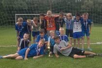 Mladí kolínští fotbalisté skončili na krajském finále třetí.
