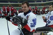 Pavel Kubeš při zahájení turnaje.