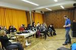 Přední český horolezec přednášel v Kolíně