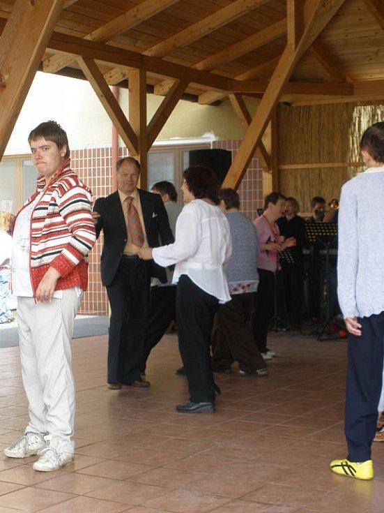 Den otevřených dveří v Domově v Červeném Hrádku