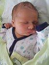 Hynek Chudoba se narodil 27. března 2018. Jeho míry byly 3855 gramů a 50 cm. V Křeseticích bude vyrůstat s maminkou Ivetou, tatínkem Martinem a bráškou Jáchymem (3).