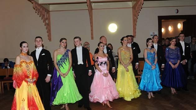 Tanečníci se sešli v Kolíně