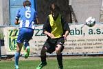 Z utkání FK Kolín U14 - Mladá Boleslav (1:7).