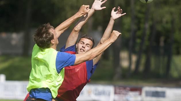Fotbalisté Kolína se k prvnímu tréninku sešli ve středu 10. července.