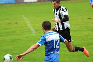 Ondřej Soběslav patří k oporám fotbalistů Kolína.