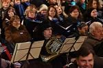 Česká mši vánoční autora Jakuba Jana Ryby vpodání Kolínské filharmonie.