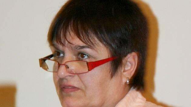 Olga Dekojová.