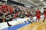 Semifinále Mattoni NBL 2.zápas: Kolín - Nymburk 90:88 pp
