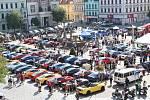 Ze srazu Mustangů v Kolíně
