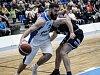 Z utkání BC Geosan Kolín - Děčín (101:105).