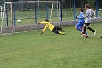 Z utkání FK Kolín U 13 - Jablonec nad Nisou (2:16).