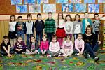 Základní škola Týnec nad Labem, třída I.A s učitelkou Petrou Pánkovou