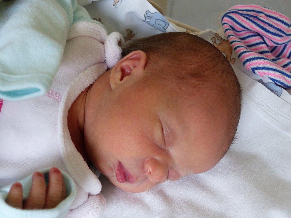 Tereza Potůčková se narodila 8. listopadu 2019 v kolínské porodnici, vážila 3300 g a měřila 49 cm. V Kolíně se z ní těší sestřička Eliška (2) a rodiče Lenka a Jakub.