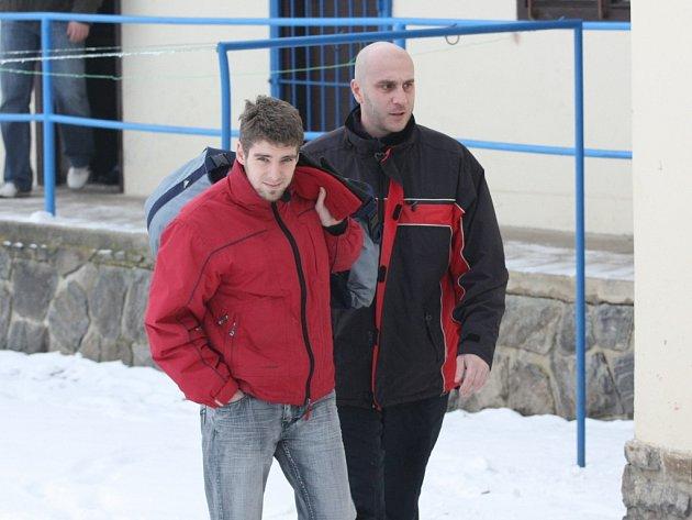 Fotbalisté Kouřimi zahájili zimní přípravu.