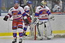 Jan Stehlík (vlevo) se na první ligu těší