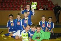 Přípravka FK Kolín, ročník 2002.