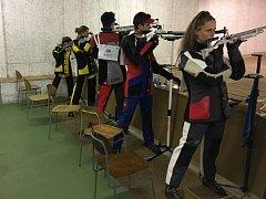 Kolínští střelci si v Borku vedli se střídavými úspěchy.