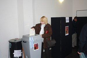 Druhý den voleb do poslanecké sněmovny z Kolínska
