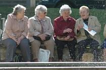 Stáří není jen společnost diskutujících dam. Může přinést i pestrý prožitek z podnikání.
