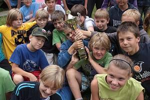 Sportovní tábor BC Kolín