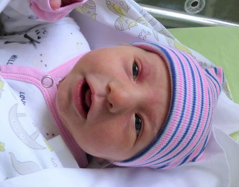 Šarlota Peterková se narodila 20. září 2021 v kolínské porodnici s váhou 3155 g. V Kolíně se z ní těší maminka Sandra a tatínek Tomáš.