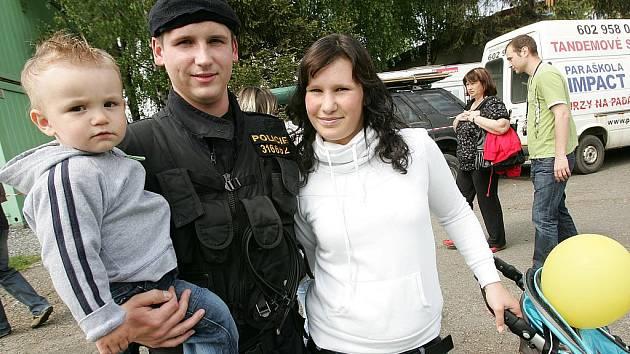 Den záchranářů 2010.