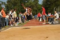 Den světové atletiky v Kolíně.