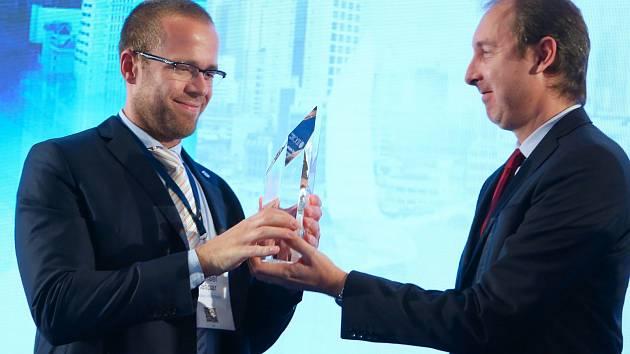 Kolín získal ocenění za svá smart řešení mimo jiné na konferenci IDC IOT.