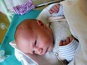 Vojtěch Růžička se narodil 7.1.2019, vážil 3870 g a měřil 52 cm. V Poděbradech ho přivítá sestřička Vanessa (8) a rodiče Zuzana a Josef.
