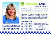 Okrsek č. 1 střed města vymezený řekou Labe, Novým mostem a ulicemi Kutnohorská, Politických vězňů a Kmochova