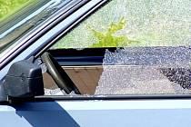"""Kriminalisté musí prošetřovat různá vloupání prakticky každodenně. Mezi nejčastější patří  """"návštěva"""" zaparkovaných aut."""