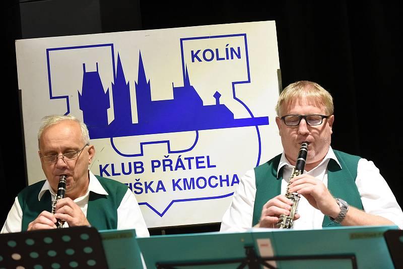 Z vystoupení kapely Starostova 12 v Kolíně Na Zámecké v neděli 19. září 2021.