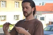 Archeolog Zdeněk Beneš