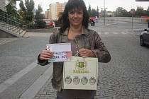 Jaroslava Kumstátová získala od naší redakce poukaz  do pizzerie Týna v hodnotě 200,-Kč, pivo značky Rohozec a poukaz na cvičení Slim Belly.