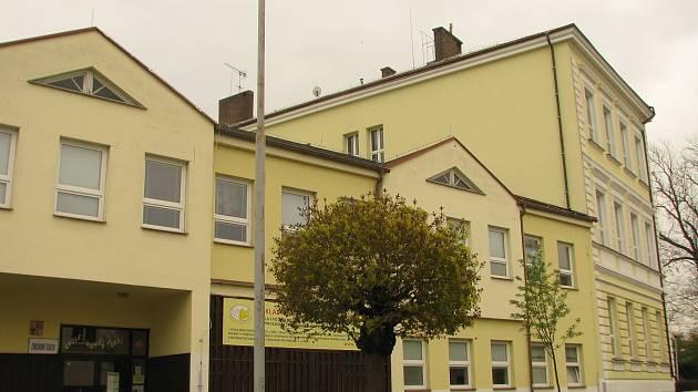 Základní škola Mnichovická v Kolíně.