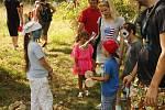 Souběžně s letním rodinným festivalem Kouřimská skála se v Kouřimi v sobotu odpoledne uskutečnil 18. ročník Putování s pohádkou.