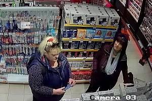 Policisté pátrají po totožnosti dvou žen.