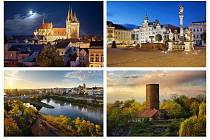 Nové pohlednice Kolína.
