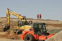 Postup výstavby obchvatu Kolína, 24.8.2009