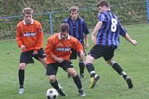 Z utkání FK Kolín B - Konárovice (0:3).